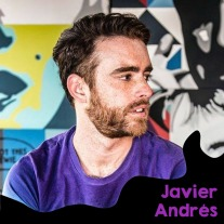 foto perfil mad in javier andres