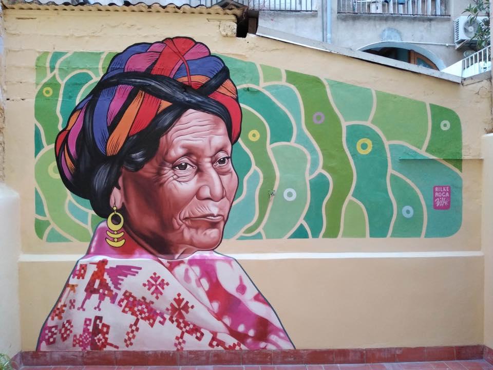 rilke muro barcelona