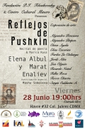 reflejos de pushkin