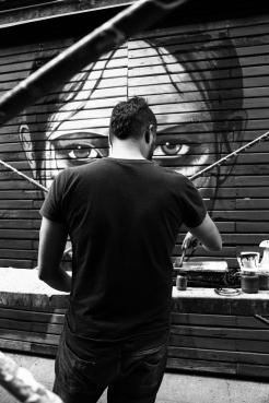 Rilke Roca-Neon Series- mad in- Ex fabrica de Harian- galeria peligro colectivo madin 1.2