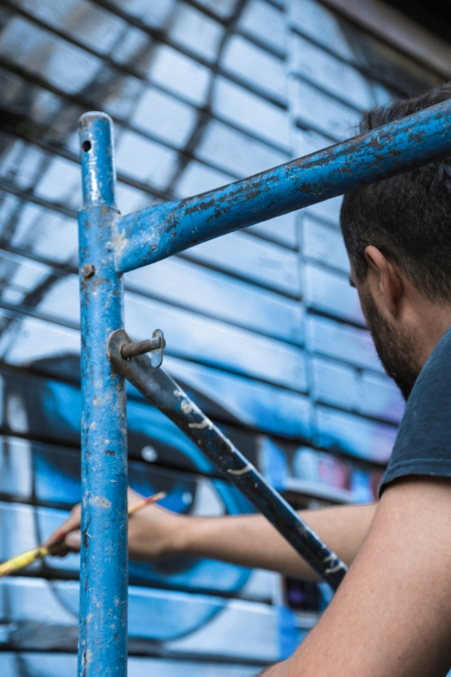 Rilke Roca-Neon Series- mad in- Ex fabrica de Harian- galeria peligro colectivo madin 5